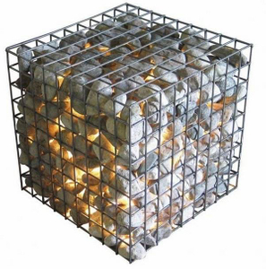 Best Price 80x100mm Gabion Basket Welded Gabion Box