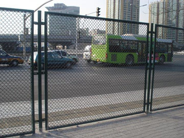 highway fence mesh